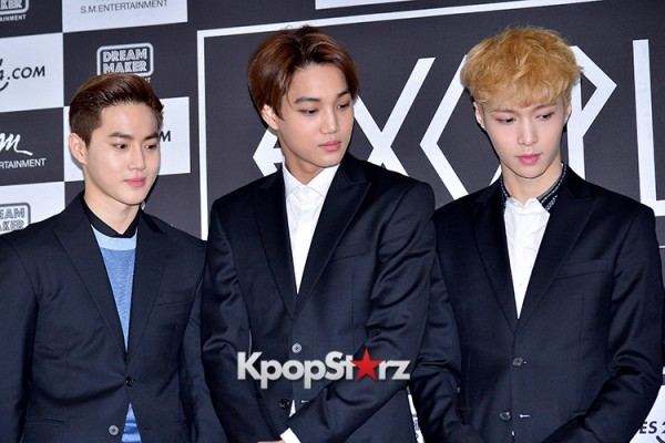 EXO at EXO PLANET #2 - The EXO'luXion Press Conference key=>24 count40