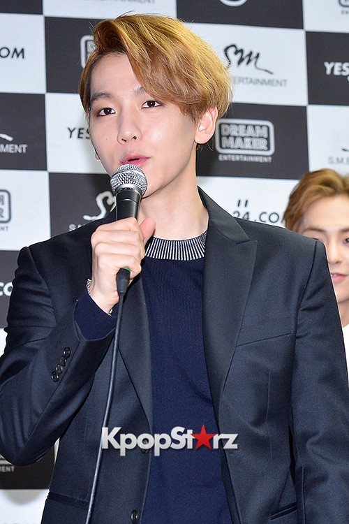 EXO at EXO PLANET #2 - The EXO'luXion Press Conference key=>31 count40