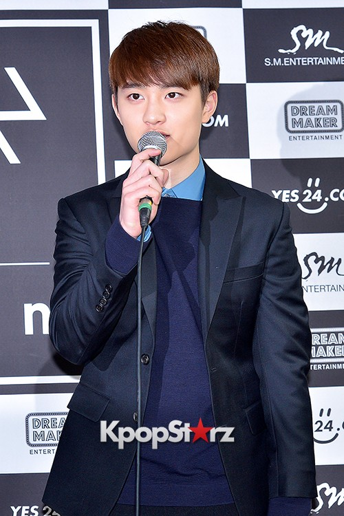 EXO at EXO PLANET #2 - The EXO'luXion Press Conference key=>33 count40