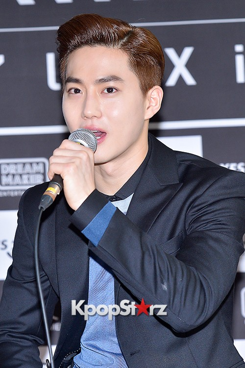EXO at EXO PLANET #2 - The EXO'luXion Press Conference key=>34 count40
