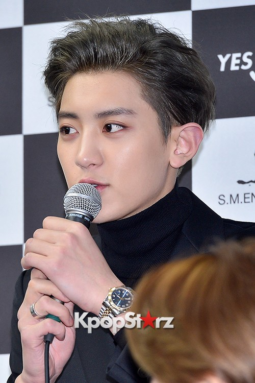 EXO at EXO PLANET #2 - The EXO'luXion Press Conference key=>38 count40