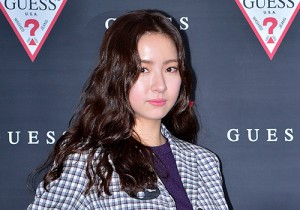 Shin Se Kyung Attends GUESS Watches Fan Signing Event