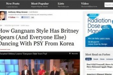 4 Reasons PSY is Popular by Forbes