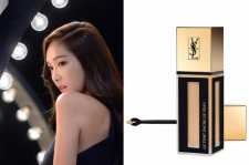 Jessica Jung Yves Saint Laurent YSL Fusion Ink Foundation