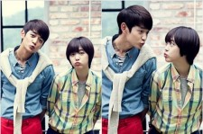 sulli minho couple shot