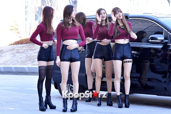 EXID at Cable TV Broadcast Awards Red Carpetkey=>4 count20