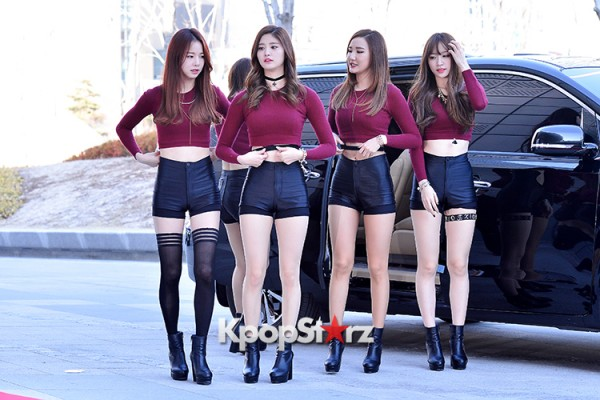 EXID at Cable TV Broadcast Awards Red Carpetkey=>5 count20