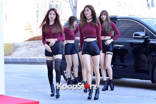 EXID at Cable TV Broadcast Awards Red Carpetkey=>8 count20