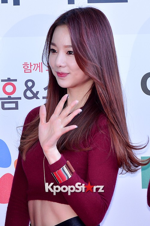 EXID at Cable TV Broadcast Awards Red Carpetkey=>16 count20