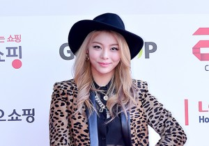 Ailee at Cable TV Broadcast Awards Red Carpet