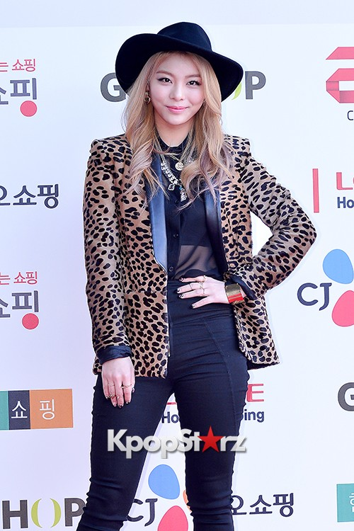 Ailee at Cable TV Broadcast Awards Red Carpetkey=>0 count10