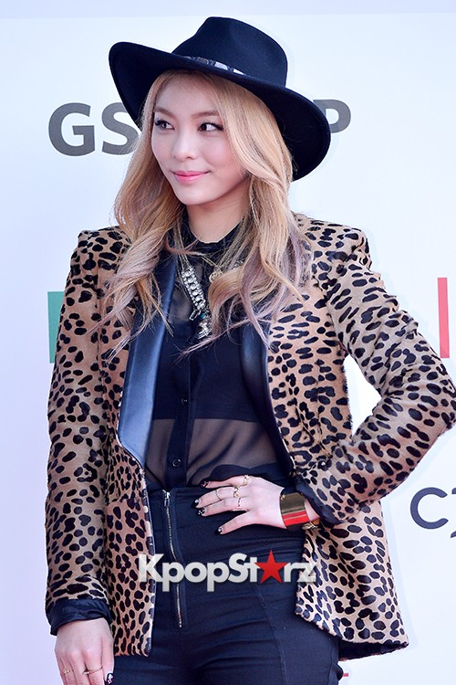 Ailee at Cable TV Broadcast Awards Red Carpetkey=>9 count10