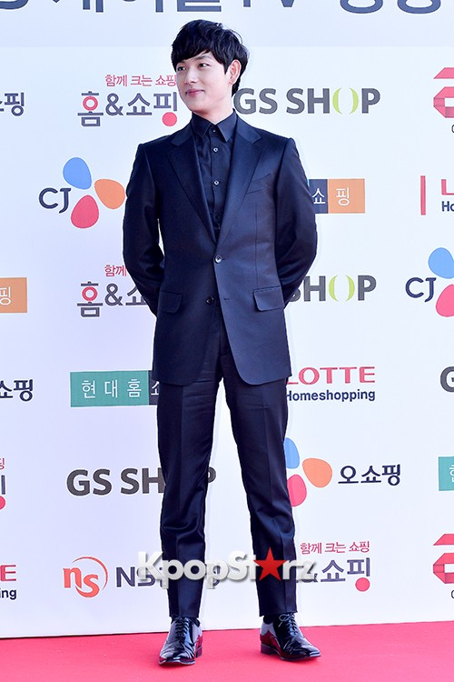 ZE:A's Im Siwan at Cable TV Broadcast Awards Red Carpetkey=>3 count14