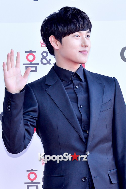 ZE:A's Im Siwan at Cable TV Broadcast Awards Red Carpetkey=>8 count14