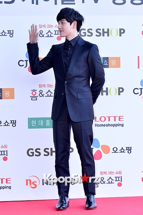 ZE:A's Im Siwan at Cable TV Broadcast Awards Red Carpetkey=>10 count14