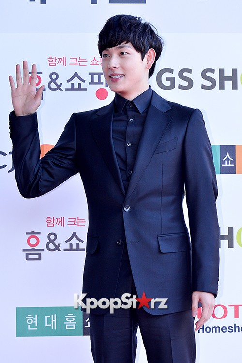ZE:A's Im Siwan at Cable TV Broadcast Awards Red Carpetkey=>11 count14