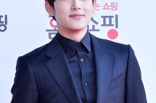 ZE:A's Im Siwan at Cable TV Broadcast Awards Red Carpet
