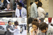 'The Third Hospital' Kim Min Jung Behind the Camera Love Triangle