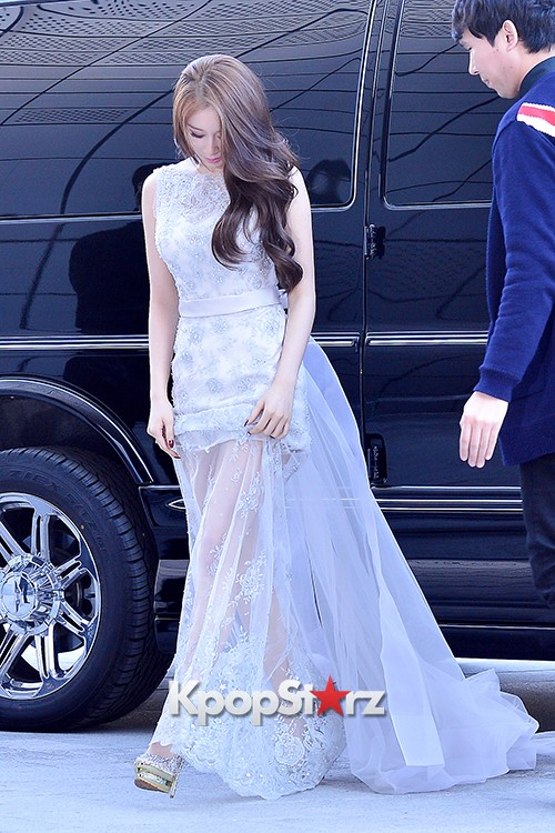 Tara's Jiyeon at Cable TV Broadcast Awards Red Carpetkey=>1 count17