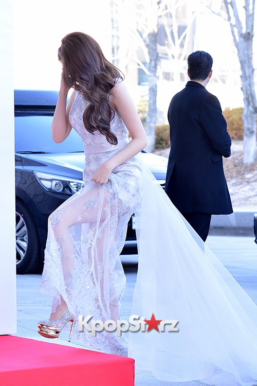 Tara's Jiyeon at Cable TV Broadcast Awards Red Carpetkey=>3 count17