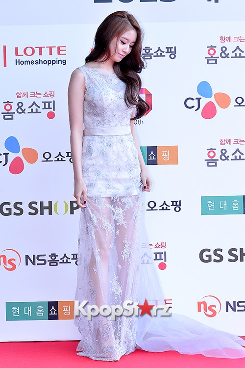 Tara's Jiyeon at Cable TV Broadcast Awards Red Carpetkey=>6 count17