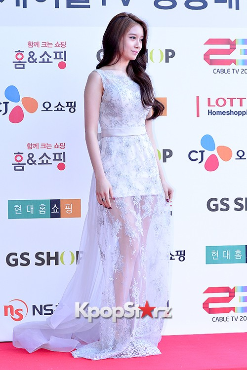 Tara's Jiyeon at Cable TV Broadcast Awards Red Carpetkey=>11 count17