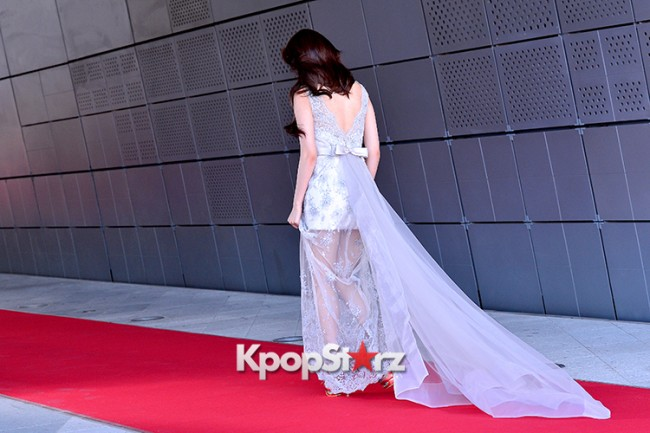 Tara's Jiyeon at Cable TV Broadcast Awards Red Carpetkey=>15 count17