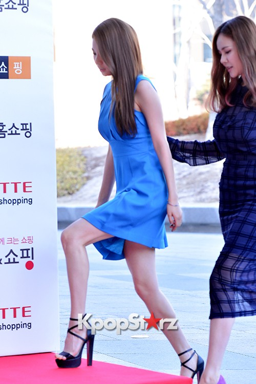 Fiestar's Jei and Ivy at Cable TV Broadcast Awards Red Carpetkey=>5 count18
