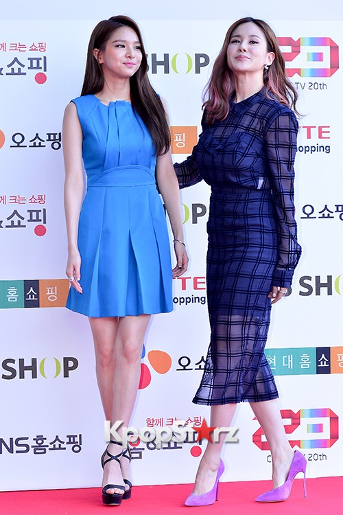Fiestar's Jei and Ivy at Cable TV Broadcast Awards Red Carpetkey=>6 count18