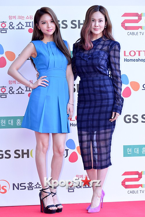 Fiestar's Jei and Ivy at Cable TV Broadcast Awards Red Carpetkey=>0 count18