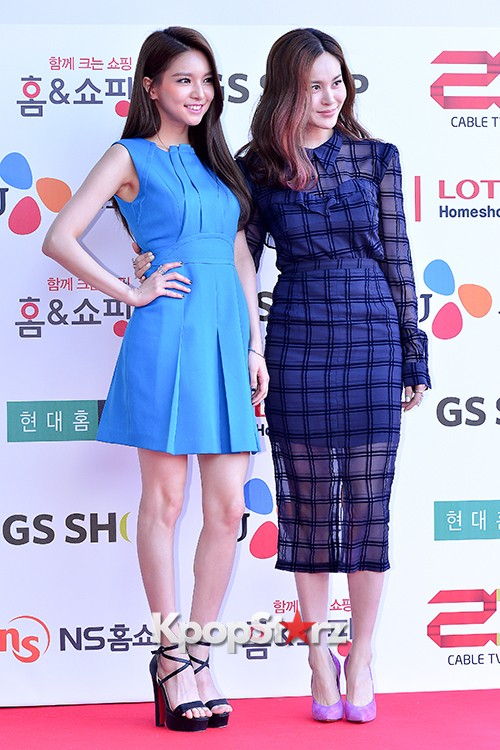 Fiestar's Jei and Ivy at Cable TV Broadcast Awards Red Carpetkey=>8 count18