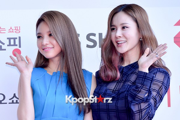 Fiestar's Jei and Ivy at Cable TV Broadcast Awards Red Carpetkey=>9 count18