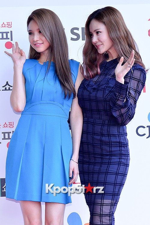 Fiestar's Jei and Ivy at Cable TV Broadcast Awards Red Carpetkey=>14 count18