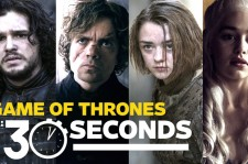 Game Of Thrones Recapped In 30 Seconds