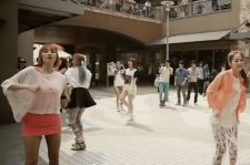 still from the Wonder Girls video