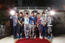BTOB's Excellent Fan Service at Photo Day Event