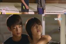 'To the Beautiful You' Sulli and Minho Embrace