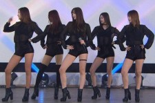Another fancam featuring EXID has gone viral.