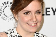 Lena Dunham attends The Paley Center For Media's 32nd Annual PALEYFEST LA - 'Girls' at Dolby Theatre on March 8, 2015