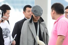 Injured Big Bang Member TOP States,