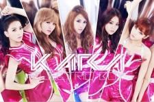 KARA Releases Teaser of Japanese Single