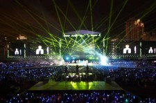 SMTOWN concert in Taiwan