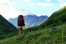 Girl Goes Backpacking Alone Across Alaska