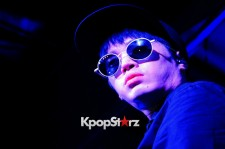 Tablo at SXSW K-Pop Night Out.
