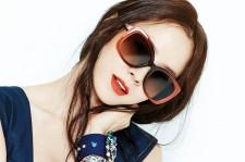 Harper's Bazaar April 2015 Issue Song Ji Hyo Vivienne Westwood Pictures