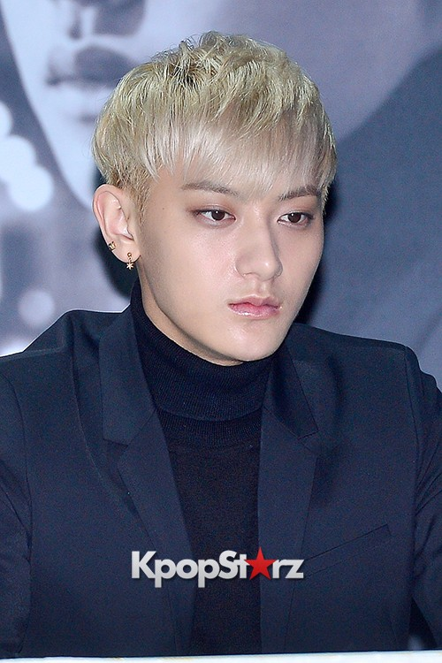 EXO Tao at EXO's Second Album 'EXODUS' Comeback Press Conferencekey=>0 count46