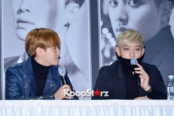 EXO at EXO's Second Album 'EXODUS' Comeback Press Conferencekey=>29 count46