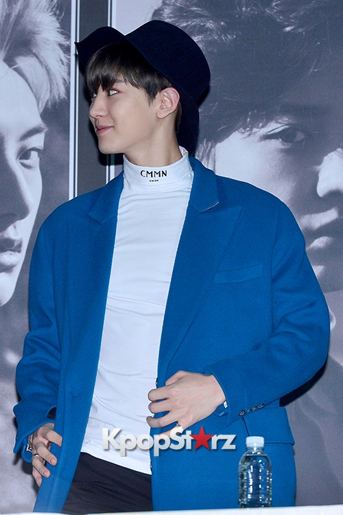EXO at EXO's Second Album 'EXODUS' Comeback Press Conferencekey=>11 count42
