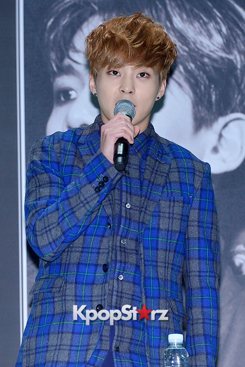 EXO at EXO's Second Album 'EXODUS' Comeback Press Conferencekey=>19 count42
