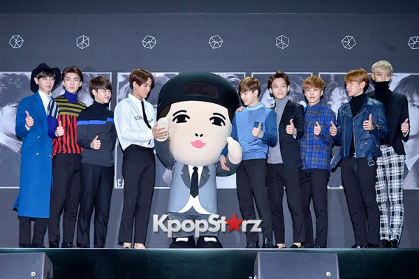 EXO at EXO's Second Album 'EXODUS' Comeback Press Conferencekey=>34 count42